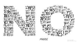 Dire oui dire non
